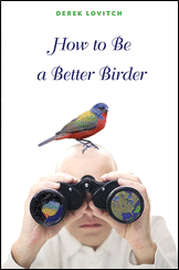 be a better Birder - book cover